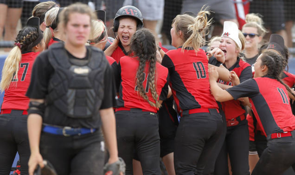 Westmoore's Jade Strickland Hits Walkoff For Title